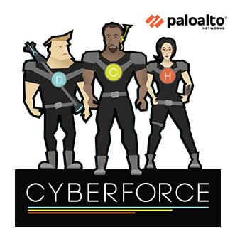 Palo Alto Networks CYBERFORCE HERO in der Schweiz